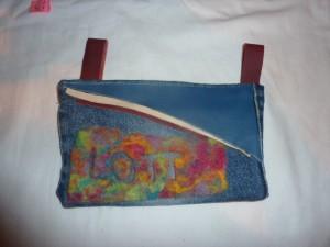 Guertel-Tasche
