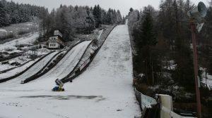 Skischanzen in Lauscha