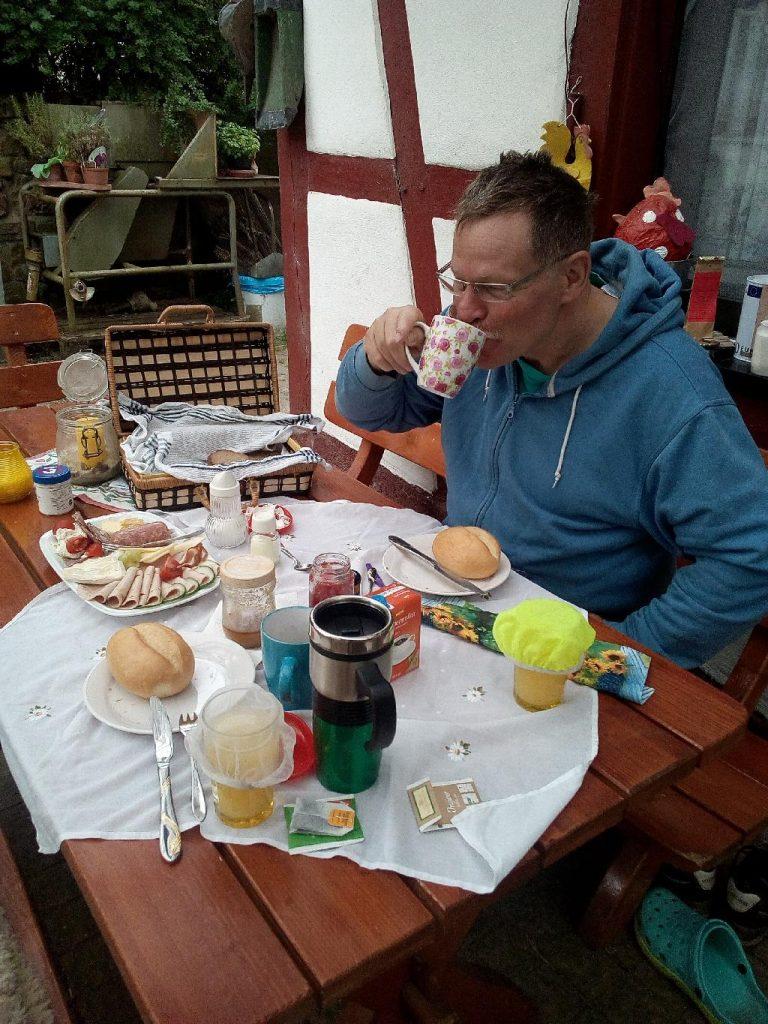 Kutscher Frühstück